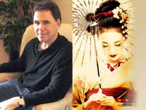 Arthur Golden, Massachusetts/Geisha, Japan