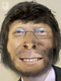 Bill Gates, Devolved 500,000 Years or So