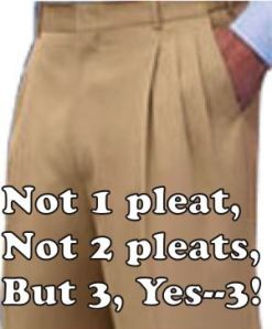 3pleats