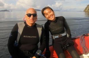 Steve Drogin: Ocean Adventurer, Inspiration, Friend.  1979-2009