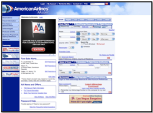 The AA.com Website