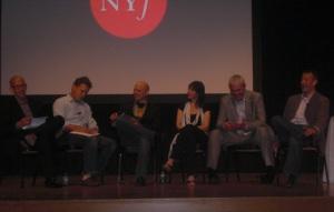 Steffan Postaer, JT Andexler, Dave Hernandez, Diane Ruggie, Dennis Ryan, Alan Wolk